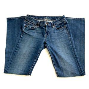 3/$36: LOFT straight leg jeans